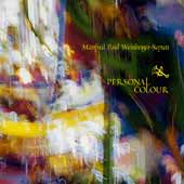 "Manfred Paul Weinberger Septett - ""Personal Colour"""